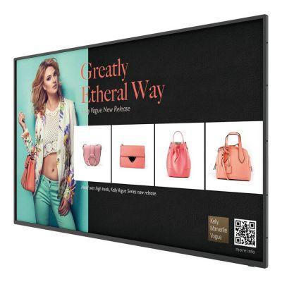 "Digitaalne ekraan BenQ Smart Signage ST750K, 75"", 3840 x 2160 pix, 450 nits, landscape/portrait, Android"