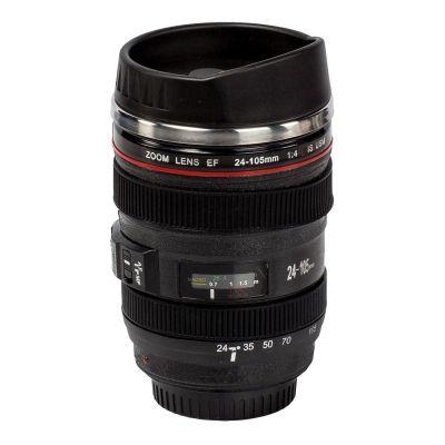 Termotops Satzuma Lens Cup, objektiivikujuline