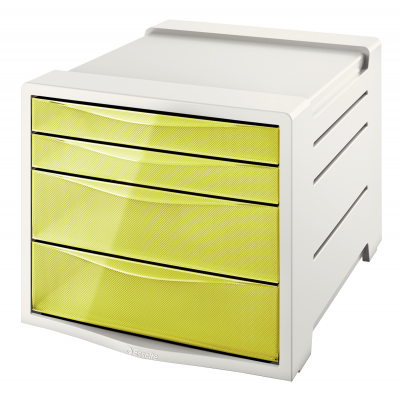 Drawer Cabinet Esselte Colour'Ice 4-drawer