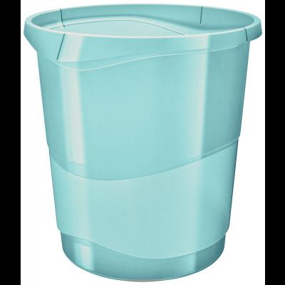 Paberikorv 14 liitrit 258x322x285 läb.sinine Esselte ColourIce
