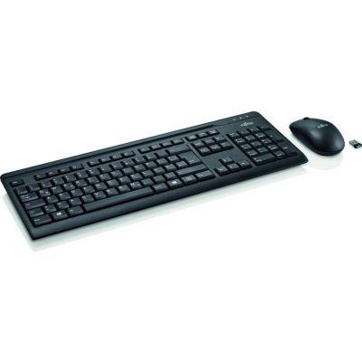 Klaviatuur + hiir FUJITSU Wireless set SWE