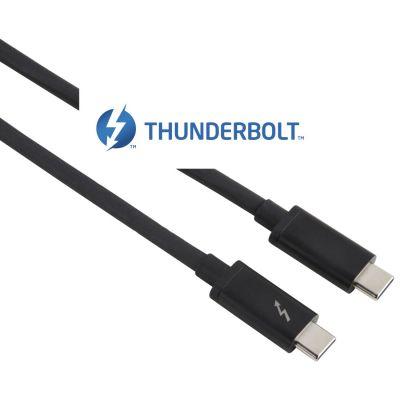 USB-kaabel USB-C USB-C 1.0m Hama lisavarjestusega, must, voolutugevus kuni 5A 100W UHD 4K Thunderbolt3 kuni 20Gbit/s USB-C-plug/USB-C-plug
