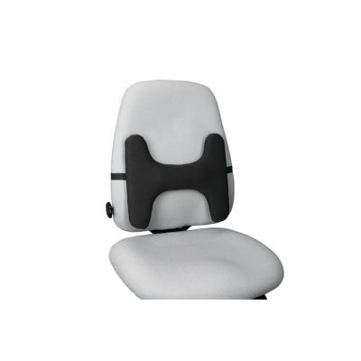 Ergonoomiline seljatugi toolile Kensington 62823 Lumbar back rest SmartFit black/must (memory foam)