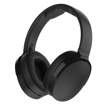 Kõrvaklapid+mikrofon Skullcandy Hesh 3 Black/must Wireless Bluetooth 40mm over-ear microUSB AUX
