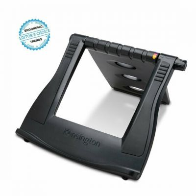 "Sülearvuti alus Kensington K52788WW 12""-17"" SmartFit Laptop Cooling Stand Easy Riser Black/must"