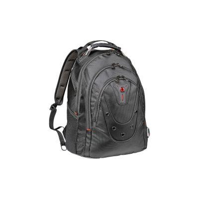 """Sülearvuti seljakott Wenger Swissgear Ibex Slim Ballistic Backpack 16"""" Black/must 26L 36x46x22cm 1.6kg"""