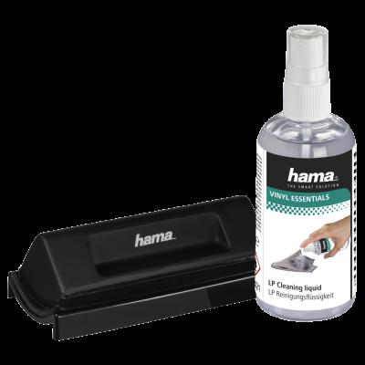 Puhastuskomplekt vinüülplaadimängijale Hama LP Record Cleaning Kit