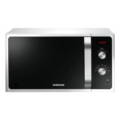 Mikrolaineahi Samsung MS23F300EEW valge 23L 1150W meh.juhtimine K27.5cm x L48.9cm x S37.4cm