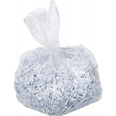 Prügikott paberipurustajale Leitz IQ kuni 40L 100tk/pk Shredder Waste Sacks