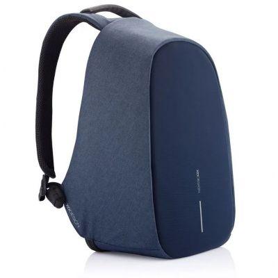 Sülearvuti seljakott Bobby Pro Blue (sinine) anti-theft backpack, USB, RFID protected, 18L, 1.2kg, RPET