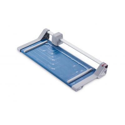 Giljotiin/trimmer DAHLE 507 UUS, sin/hall, lõikelaius 320mm/A4, lõikepaksus 0,8mm