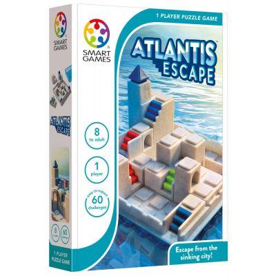 Nuputamismäng Atlantisest põgenemine, 8+