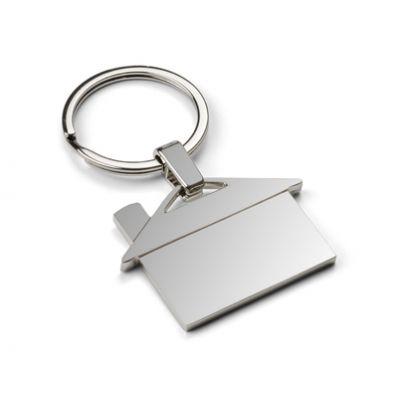 Võtmehoidja CASA metall, hõbe