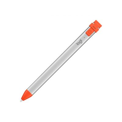 Puutepliiats Logitech Crayon Digital Pencil for iPad (min. iOS 12.2), Lightning laadimiskaabel, 2YW