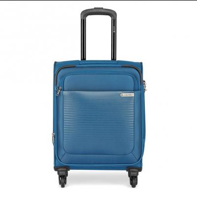 Kohver Carlton Cooper soft 54x38x22cm 2,8kg polyester sinine