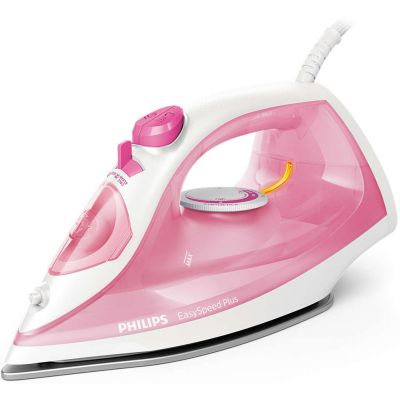 Triikraud Philips GC2142/40 Aurutriikraud EasySpeed Plus 2000W roosa/valge