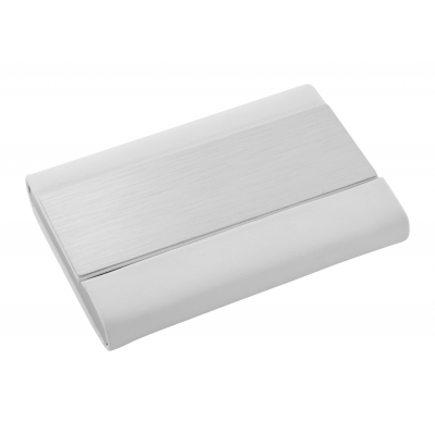 Visiitkaardihoidja WLING valge/metall