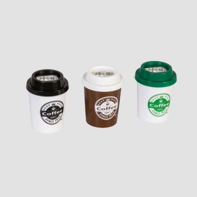 Pliiatsiteritaja 2-auguga, Coffee, Brunnen