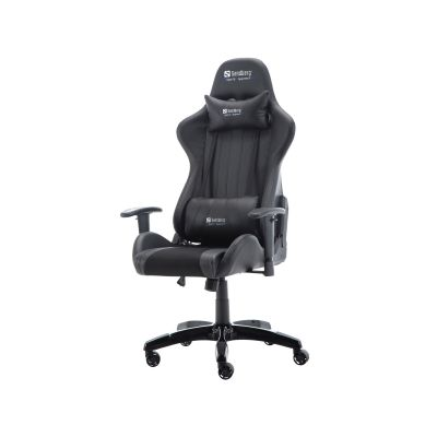 Arvutitool Sandberg Commander Gaming Chair Black