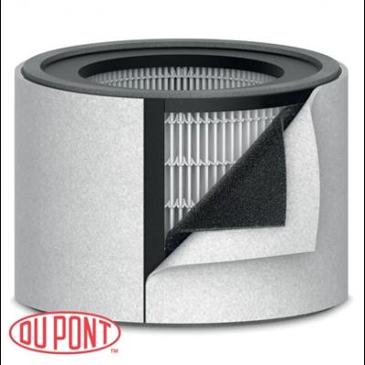 Õhupuhastaja HEPAfilter Leitz TruSense Z-2000, komplekt sisaldab pestavat filtrit - filtrivahetus 12-15 kuu tagant