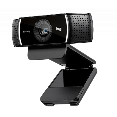 Veebikaamera Logitech HD Pro Webcam C922 Pro, Full-HD 1080p 30fps/ 720p fluid 60fps  H.264, 2YW