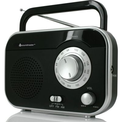 Raadio Soundmaster TR410SW, FM, must