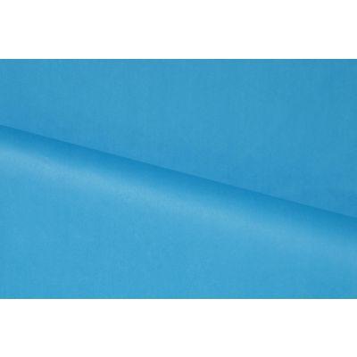Siidipaber türkiis, 18g, 500 x 700 mm, 25 lehte