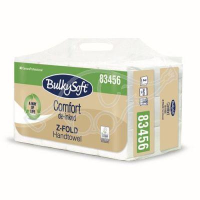Lehträtik BulkySoft Z-fold Comfort 2xlehträtik 200lehte/pk