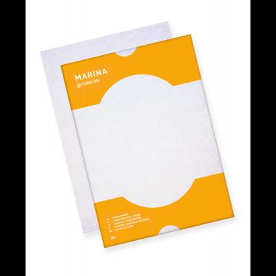 Disainpaber Marina Corallo A4 90g 50l/pk marmor