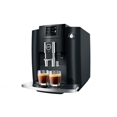 Espressomasin Jura Impressa E6 Piano Black (2020) Professional Aroma kohviveski, 11 kohvijooki