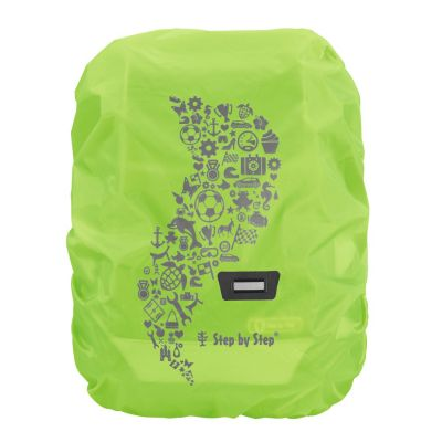 Vihmakate SBS ranitsale ja seljakotile, roheline