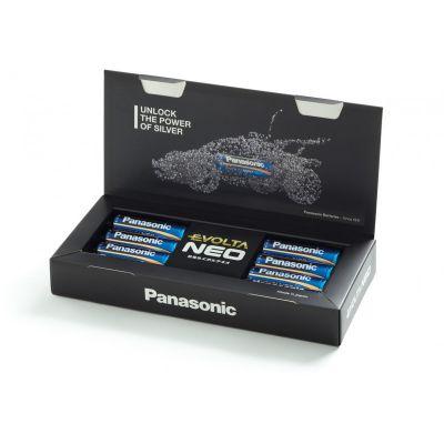 Patareid Panasonic Evolta Neo patarei LR6 AA 8 patareid, ülisuure voolutarbega seadmesse