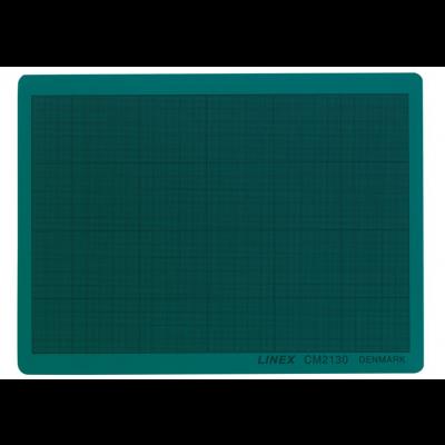 Lõikematt 21x30cm Linex CM2130, roheline