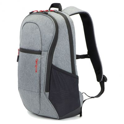 "Sülearvuti seljakott Targus TSB89604EU Commuter Backpack 15,6"" grey/hall (740gr 22L) vetthülgav materjal"