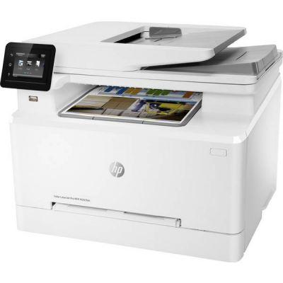 Kontorikombain HP Color LaserJet Pro MFP M283fdn 21ppm USB/Gigabit-LAN