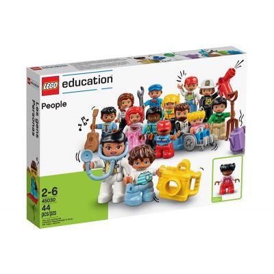 LEGO Education Duplo Inimesed, 44 osa, 2+