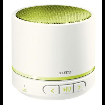 Kõlar Leitz Wow Mini Conference Bluetooth Speaker Green/roheline, microSD-kaardi lugeja/MP3-pleier