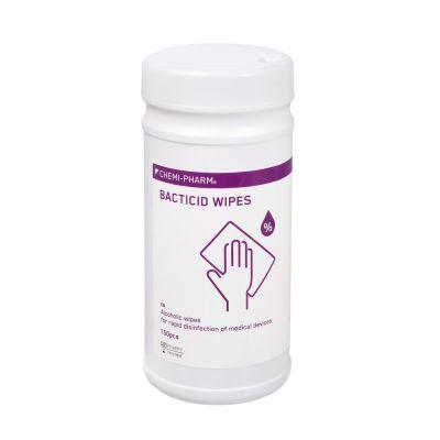 Desinfitseerivad puhastuslapid pindadele Bacticid Wipes N150