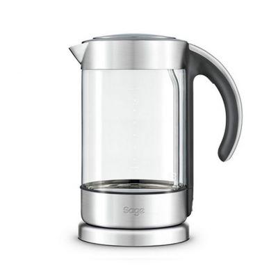 Veekeetja Sage Crystal Clear SKE750 1.7L 2400W BPA-vaba kaas, SCHOTT klaas