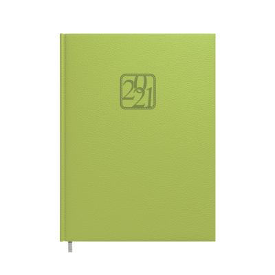 Raamatkalender A4 PRESIDENT heleroheline nädala sisu, vertikaalne