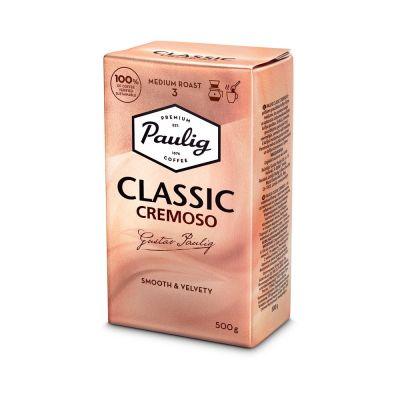 Kohv Paulig Classic Cremoso,500 g