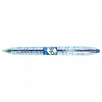 Geelpliiats Pilot B2P sinine, Fine kuul 0,5/ joon 0,25mm, BeGreen 89.79%