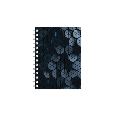 Raamatkalender Kantsler Spiral Disain Game Päev , spiraalköide, pehmendusega kaaned, päeva sisu