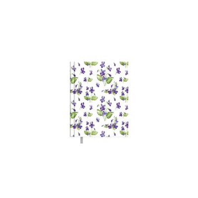 Raamatkalender Nõunik Päev Viola, kunstnahast kaantega, päeva sisu