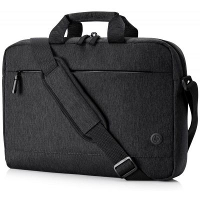 Laptop bag HP Prelude Pro Recycle Top Load 15.6inch 1X645AA dark (outer layer from 65% recycled material)