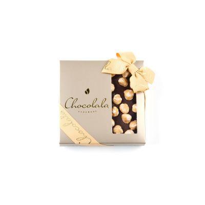 Tume shokolaad pähklitega, Chocolala