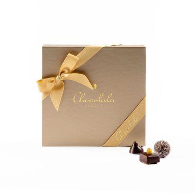 Kuldne kommikarp 16 shokolaadiga, Chocolala