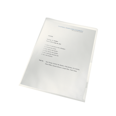 Leitz Recycle A4 Folder Bag of 25