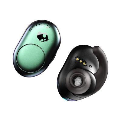Kõrvaklapid+mikrofon Skullcandy Push True Wireless Earbuds Psycho Tropical - täielikult juhtmevabad, koos laadimiskarbiga, Bluetooth 4.2