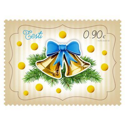 Postmark nominaal 0,90 eur Jõulud